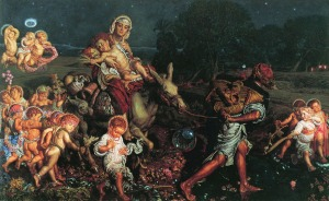 William_Holman_Hunt_-_The_Triumph_of_the_Innocents